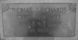 Thomas Jefferson Richards