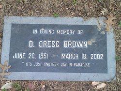 Dwight Gregg Brown