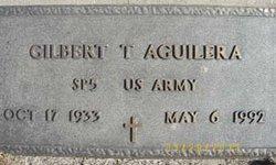 Gilbert T Aguilera, Sr