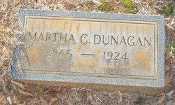 Martha C. Mattie Dunagan
