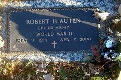 Robert Harrison Auten