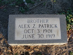 Alex Z Patrick