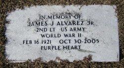 James J Alvarez, Jr