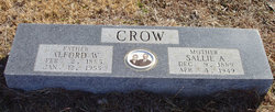 Sally Ann <i>Woody</i> Crow