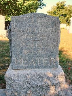 Esther <i>Steward</i> Heater