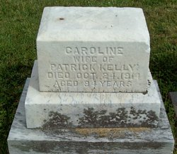 Caroline <i>Reed</i> Kelly