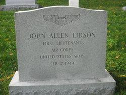 Lieut John Allen Eidson