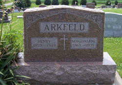 Henry Arkfeld