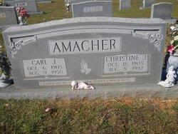 Carl J Amacher