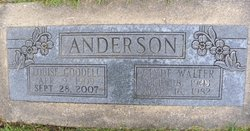 Louise <i>Goodell</i> Anderson