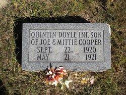 Quintin Doyle Cooper