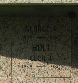 Cecil Holt