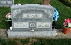 Bertha Granny <i>Allen</i> Howard