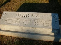 Lillian Irene <i>Hansel</i> Darby