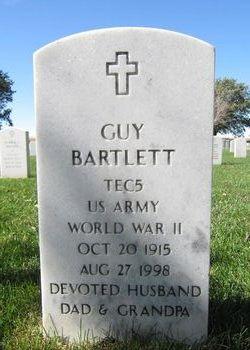 Guy Bartlett