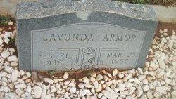 Lavonda Sue <i>Brunson</i> Armor