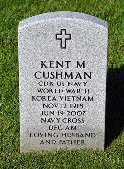 Kent Manning Cushman