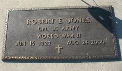 Robert E Jones