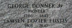 George Donner, Jr
