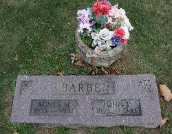 Agnes M. <i>Polonus</i> Barber