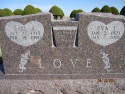 Eva Irene <i>Shorb</i> Love