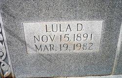 Kittie Louella Lula <i>Dorsey</i> Stover