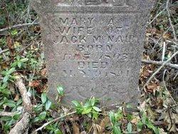 Mary Ann Polly <i>Sheretz</i> McNair