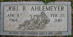 Joel R. Ahlemeyer