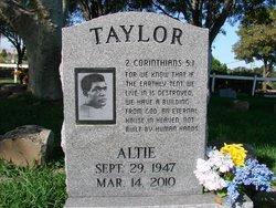 Altie Taylor