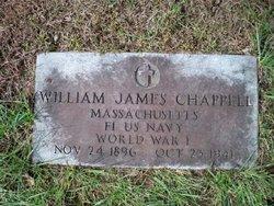 William James Bill Chappell
