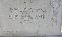 Solomon Lindsay Adams