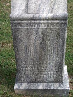 Maggie E. Anthony