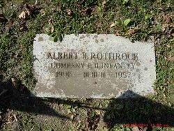 Albert Roscoe Rothrock