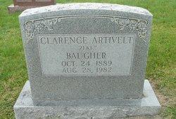Clarence Artivelt Zeke Baugher