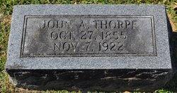 John Ambrose Thorpe