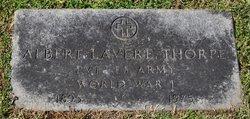 Albert Lavere Thorpe
