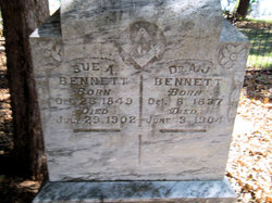 Sue A. Bennett