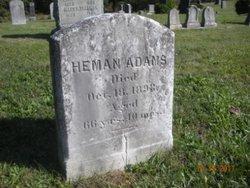 Heman Adams