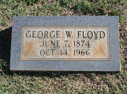 George W Floyd