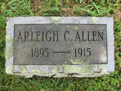 Arleigh Maude <i>Corson</i> Allen