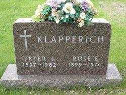 Peter J Klapperich