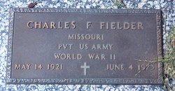Charles Floyd Fielder