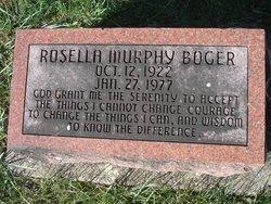 Rossella <i>Murphy</i> Boger