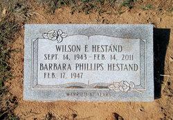Wilson Edward Hestand