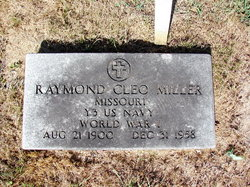 Raymond Cleo Miller