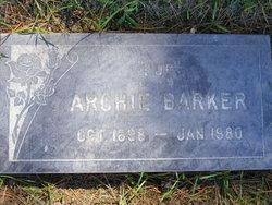 Archie Pop Barker