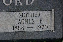 Agnes E. <i>Heaney</i> DeFord