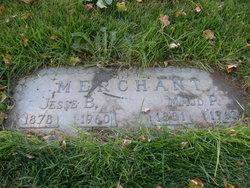 Mrs Maud Pearl <i>Atha</i> Merchant
