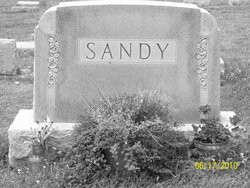 Cora Lillie <i>Mason</i> Sandy