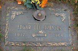 Edgar Lee Johnson